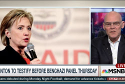 Carville:'Release Sid Blumenthal's testimony'
