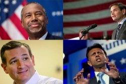 Minorities and 2016 candidates
