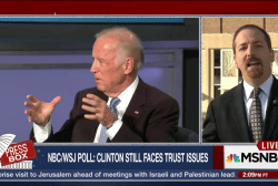 Webb Exits, Biden Still Not Saying