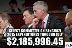 Benghazi, Bush and default countdown