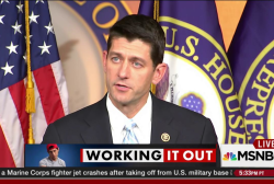 Ryan's delicate dance with the Freedom Caucus