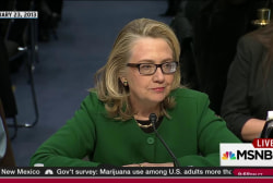 Clinton to return to Benghazi committee
