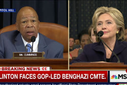 Cummings: GOP trying to 'derail' Clinton