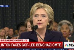 Clinton: I took responsibility