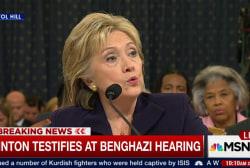 Clinton: Stevens asked to do reconnaissance