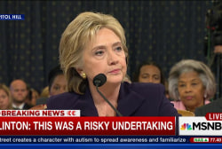 Clinton: Email not used for all intelligence