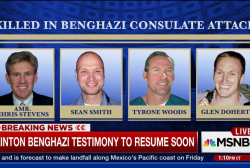 Benghazi victims lost in partisan game