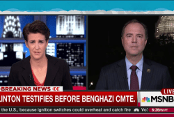 Democrats keep check on GOP Benghazi agenda