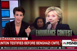 Benghazi committee partisanship unprecedented