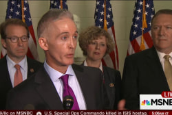 Joe: A very bad day for Gowdy and GOP