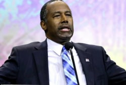 The 'revival type' appeal of Ben Carson