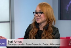 Tori Amos on her career & 'The Light...