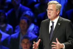 Bloomberg: Jeb Bush slashing payroll
