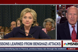 Pickering Defends Benghazi Report