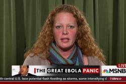 'Ebola nurse' Kaci Hickox suing Chris...