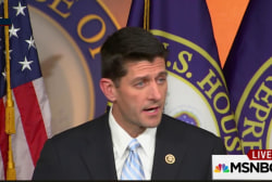 Paul Ryan puts spotlight on work-life debate