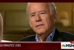 Biden speaks out about decision not to run