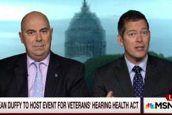 Event raises awareness around vet hearing...