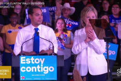 Will Castro join Hillary Clinton?