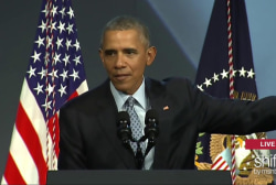 Obama: Fewer gun laws means more danger