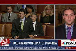 Ryan Promises 'New Day' in House