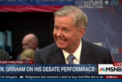 Sen. Lindsey Graham: Winning matters