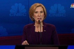 Fiorina: Obama's policies 'bad for women'