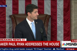 Paul Ryan: Thank you Speaker Boehner