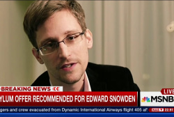 Could Snowden seek asylum in Europe?