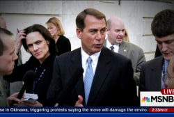 The evolution of John Boehner