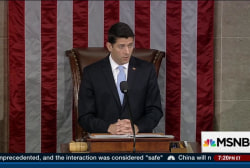 Era of Ryan's speakership begins