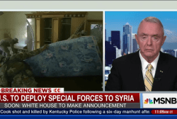Questions surround US deployment to Syria
