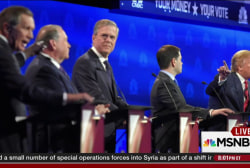 GOP candidates staging RNC coup