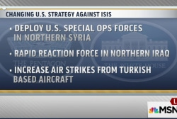 U.S. troops going to Syria in surprise...
