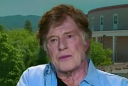 Robert Redford plays Hardball