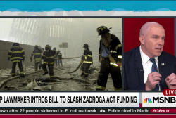 9/11 responders bill waits for House GOP