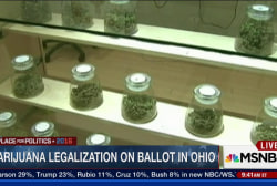 Big names back marijuana legislation in Ohio