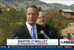 O'Malley: Time for common-sense gun laws