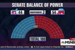 Democrats plotting to take Senate in 2016