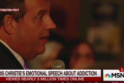 Christie's 'powerful' moments resonates...