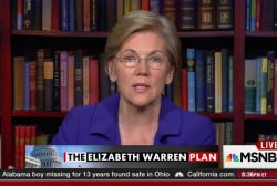 Elizabeth Warren on Social Security, Rubio