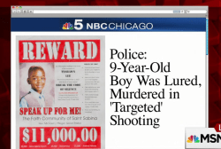 Police: Chicago boy, 9, executed in alley