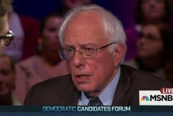 Sanders: We will end 'gun show loophole'