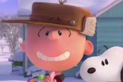 Charlie Brown, from comic strip to big screen