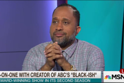 Creator of 'Black-ish' on tackling race in...
