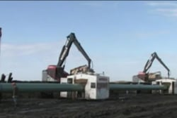President Obama rejects Keystone pipeline...