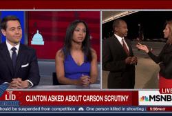 Carson's Past Under Microscope