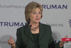 Clinton: VA often not equipped to serve women