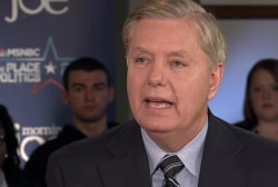 Graham: US has to be on ground in Syria
