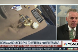 McAuliffe: We need to end veteran...